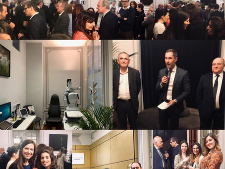 Inauguration du Centre Médical Argentine - 12 mars 2020