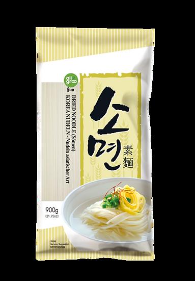 Allgroo Somyeon (Dried Thin Noodles) 900g