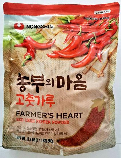 NongShim Red Chili Pepper Powder 500g