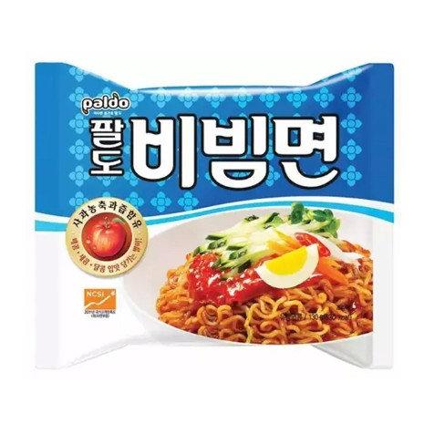 Paldo Instant Cold Noodles Bibim Myeon 130g