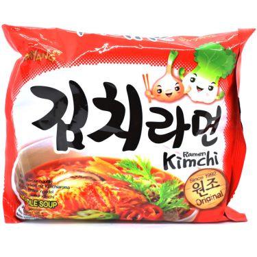 Samyang Kimchi Ramyeon 120g (Instant Noodle)