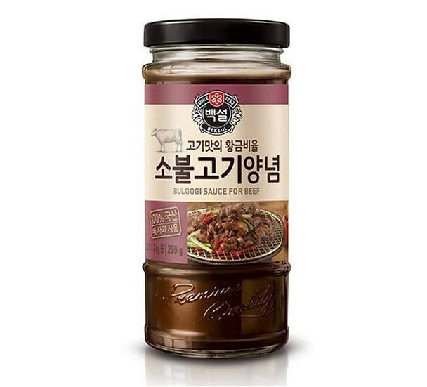 CJ Beef Bulgogi Sauce 290g