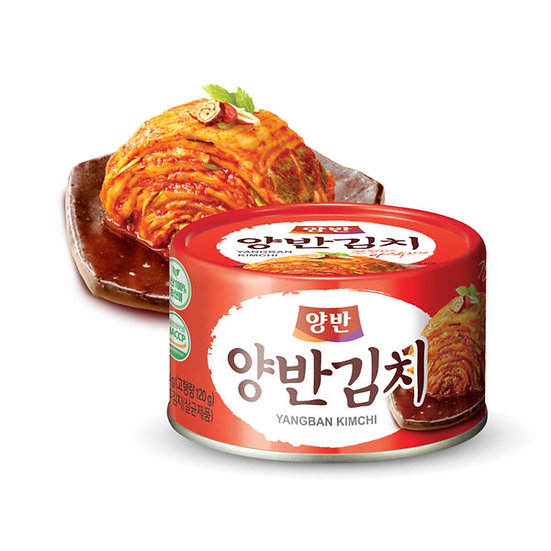 Dongwon Cabbage Canned Kimchi 160g