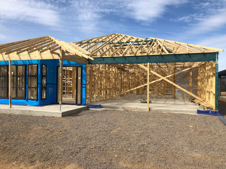 Australia's first Shared Home Ownership home is being built in Bendigo