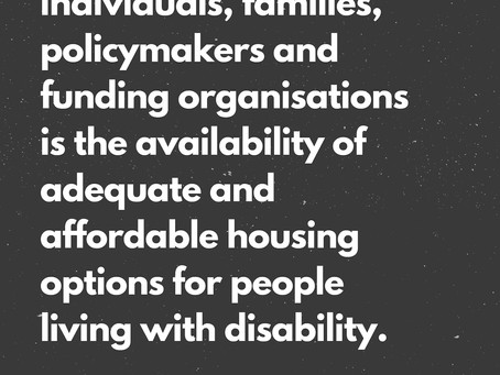 All Abilities housing in the West