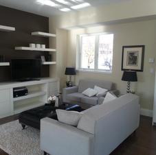 Contemporart Living Room