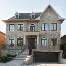 Classic Gable House Design