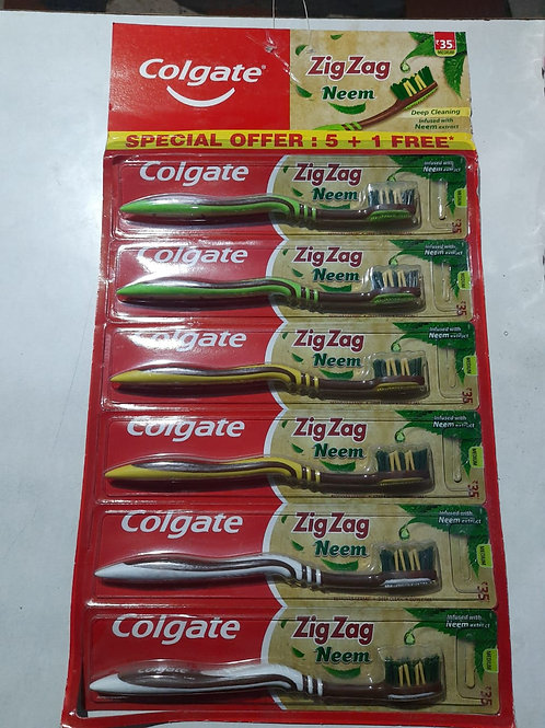 colgate neem tooth brush mrp 35