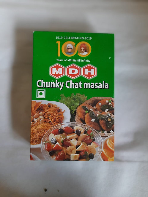 MDH chat masala 100gm mrp 62