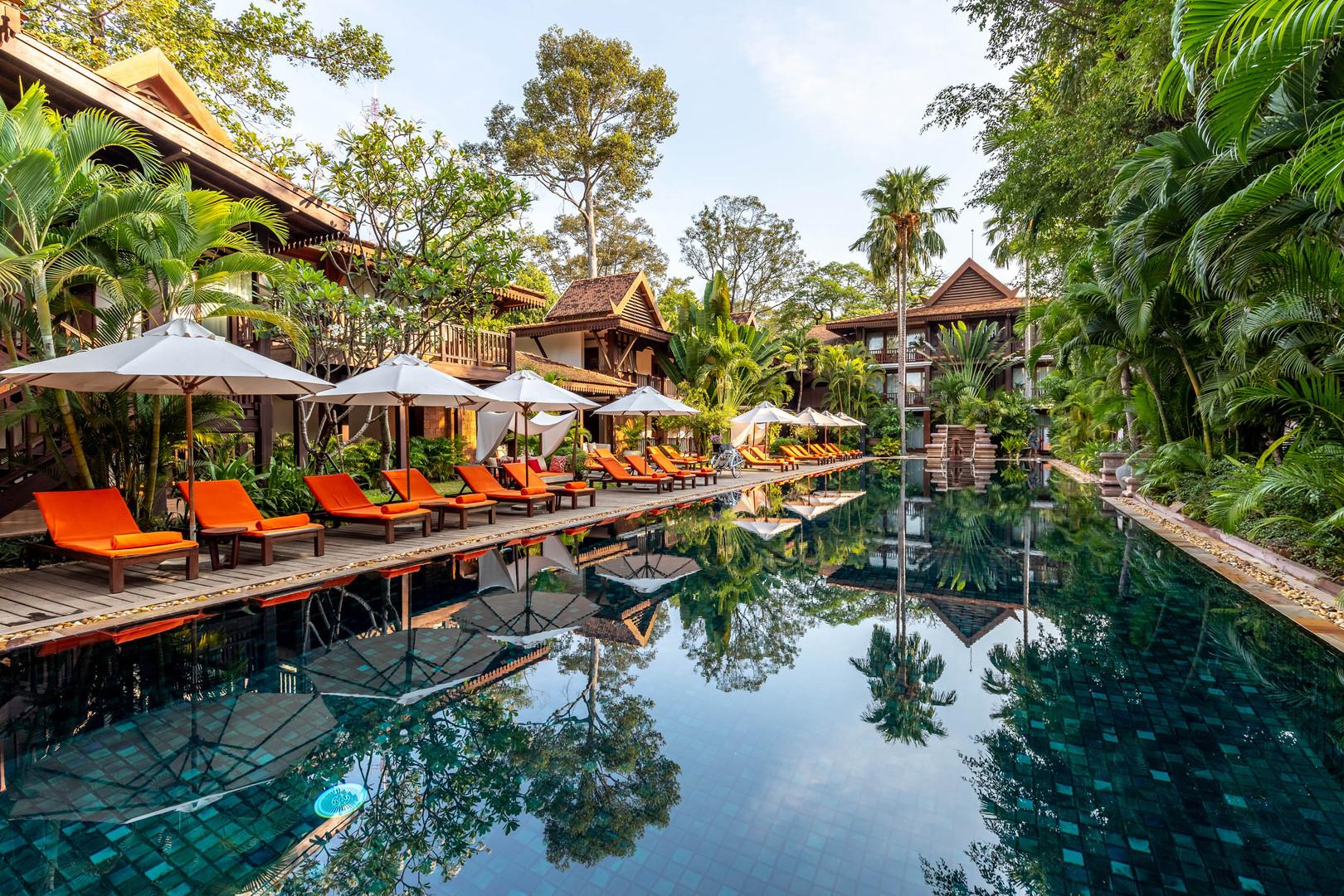 Belmond, Siem Reap Cambodia