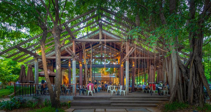 Brown Coffee, Phnom Penh Cambodia