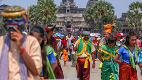 Khmer New Year - a time for celebration