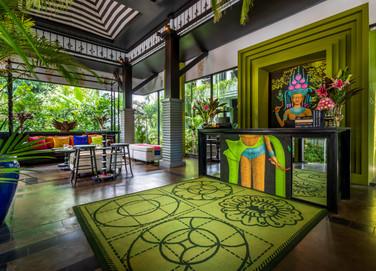 Shinta Mani Shack, Siem Reap