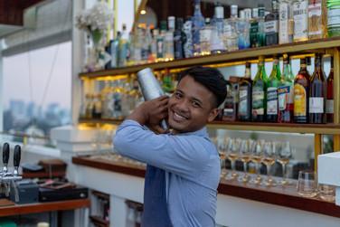 Jupiter Bar, Phnom Penh