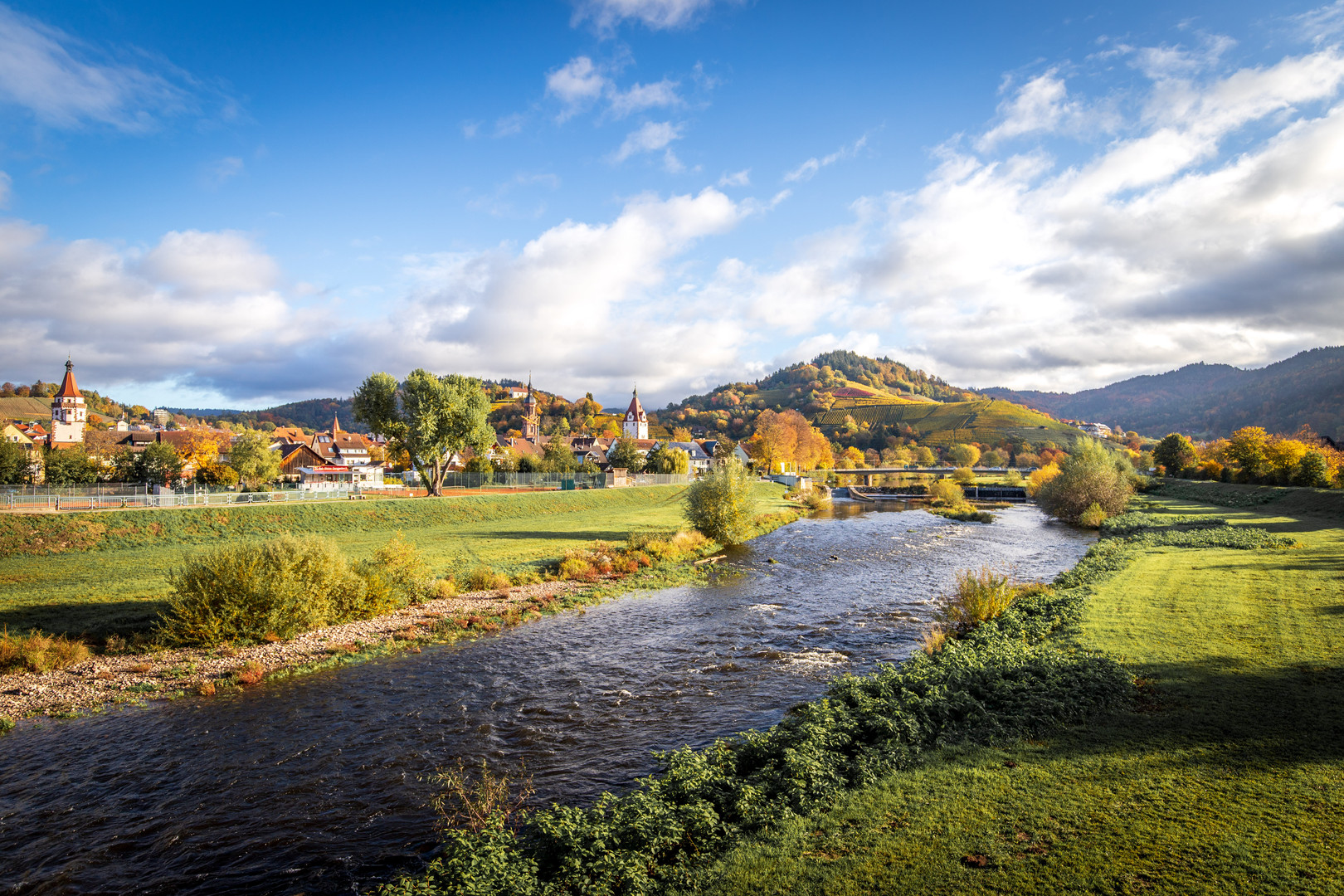 Autumn in Gengenbach