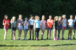Year 6 Challenge 4 Girls start