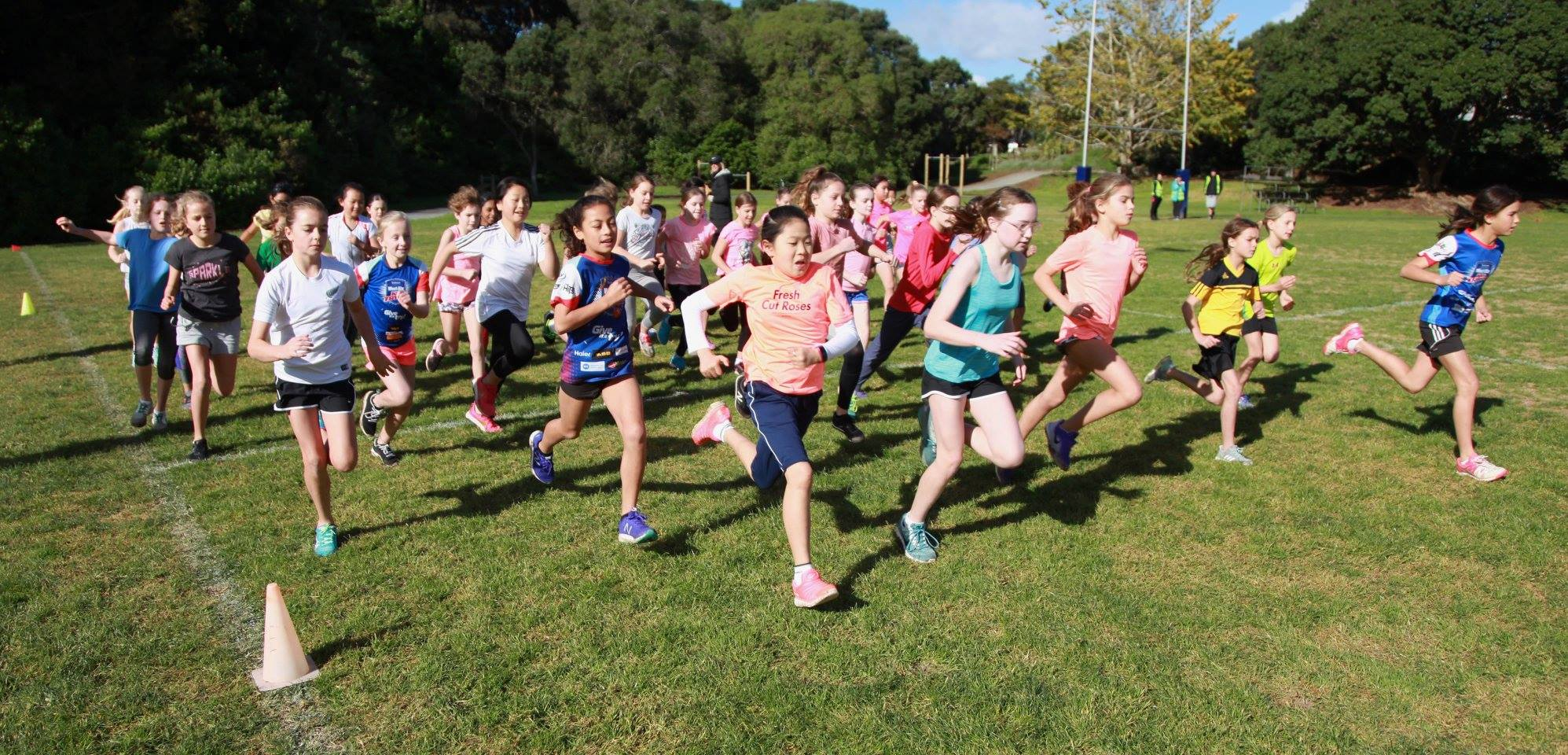 Year 6 Girls start