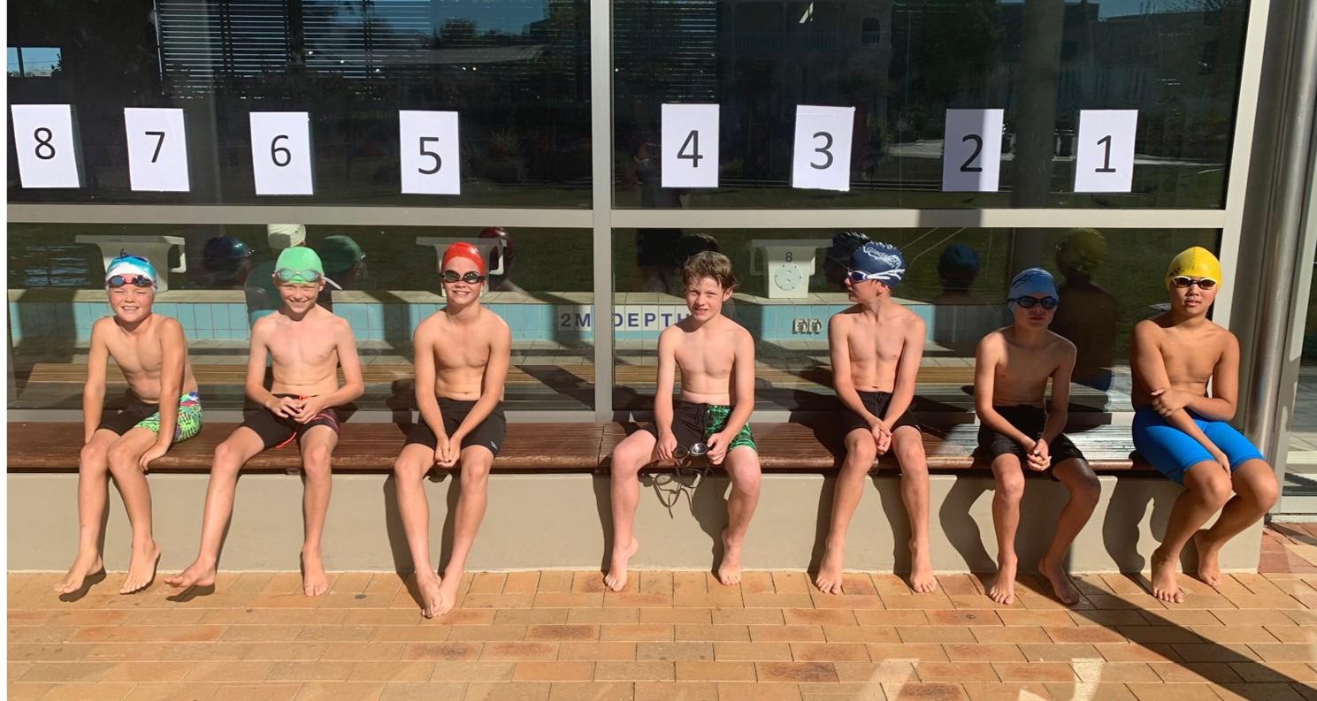 Zone Swim 9