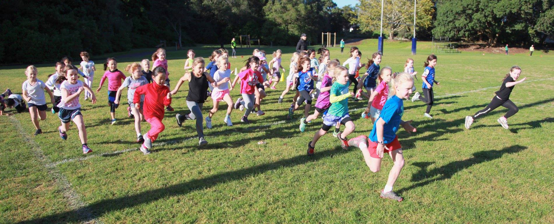 Year 3 Girls start