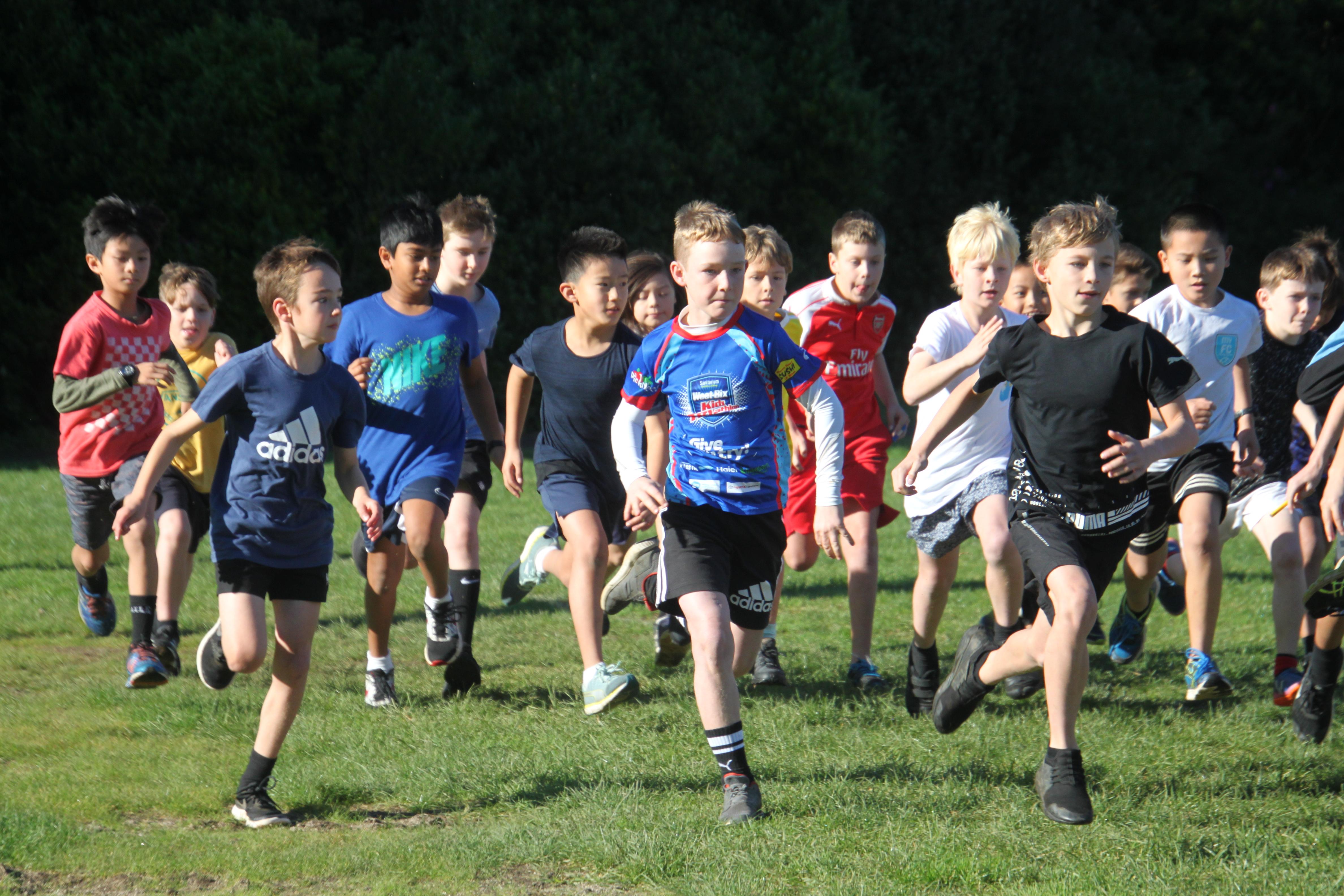 Year 5 Challenge 4 Boys 1