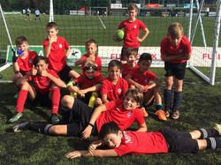 Boys A team
