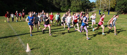 Year 5 Girls start