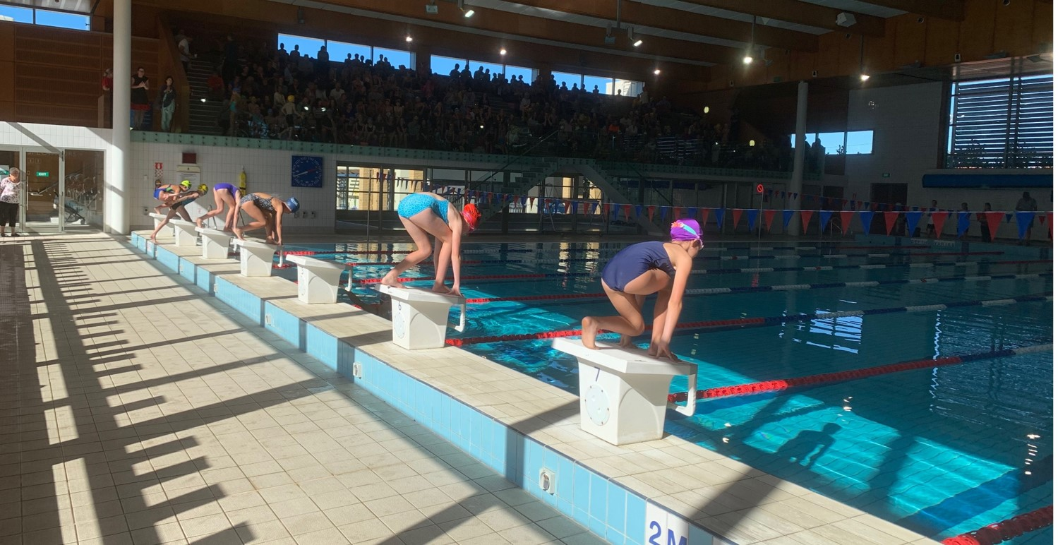 Zone Swim 11