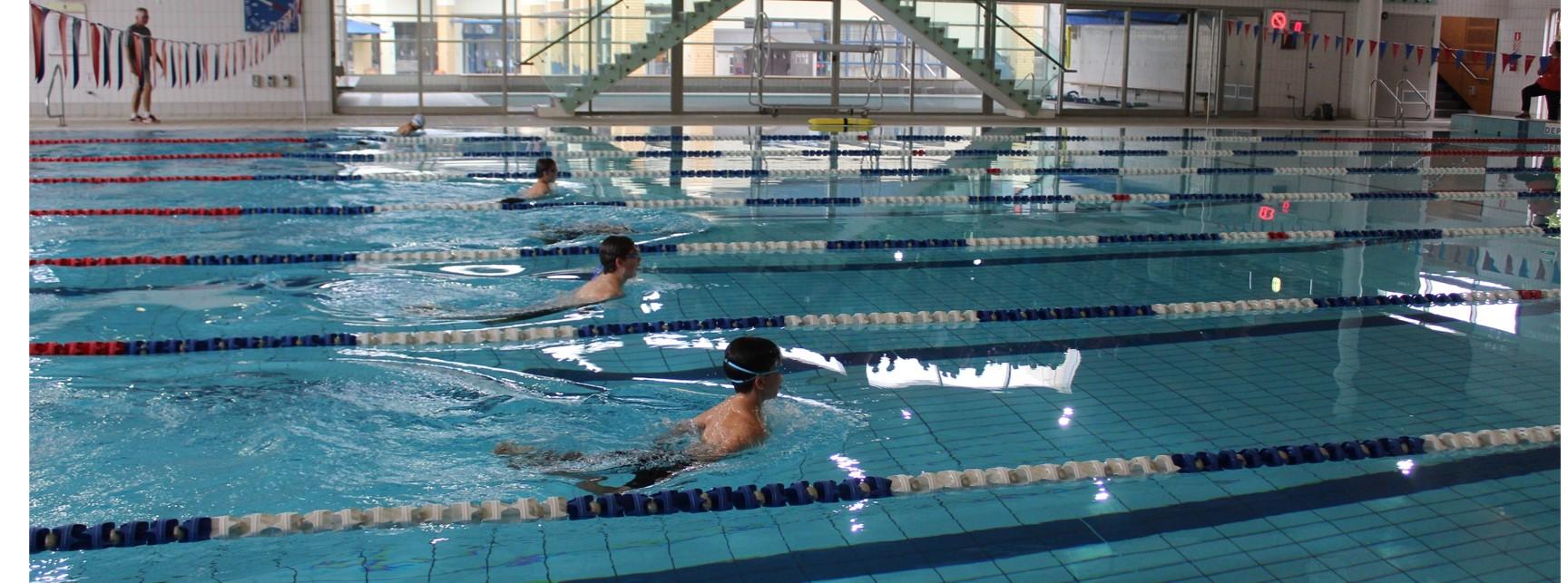 Swimming 11