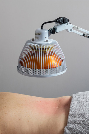 Heat Therapy and Acupuncture for Old Sports Injuries and Arthritis