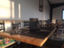 Tables dressées | La Parenthèse