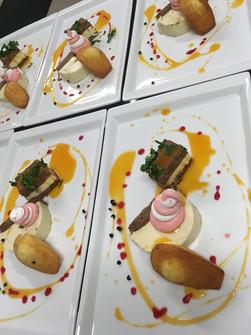 Traiteur VIRTA à EU - desserts