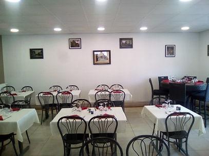 Salle restaurant Au Coeur de Blangy