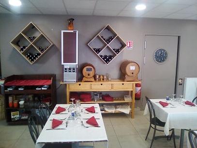 Salle restaurant Au Coeur de Blangy 2