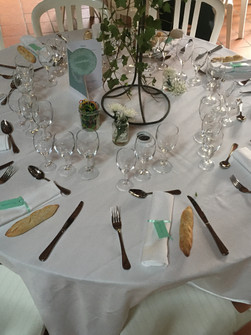 Traiteur VIRTA à EU - repas mariage