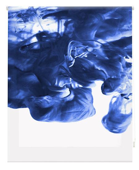Estor Digital Diseño Abstracto Azul