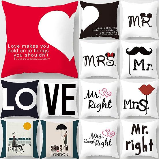 Cojines Decorativos LOVE