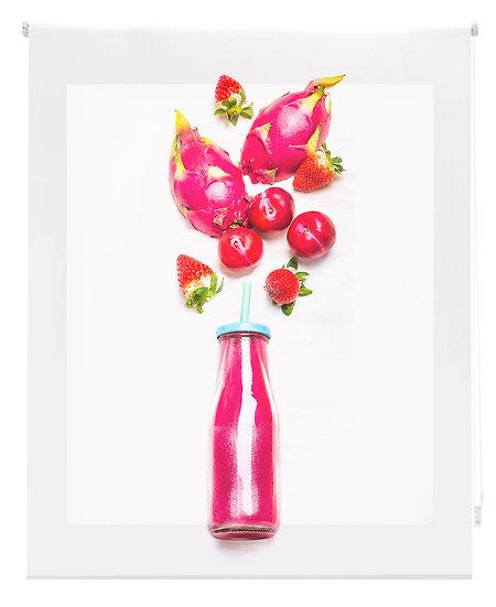 Estor Digital Cocina Zumo de Frutas Rosa