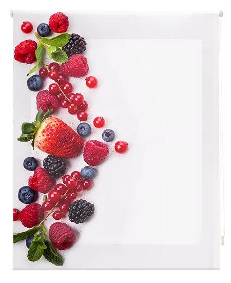 Estor Digital Cocina Frutas Rojas