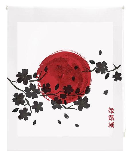 Estor Digital Zen Negro y Rojo