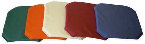 Cojín silla Ajustable Loneta Colores Lisos