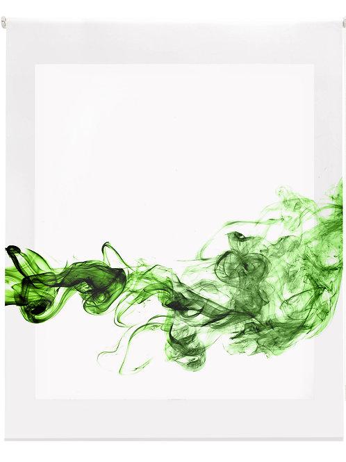 Estor Digital Diseño Abstracto Verde