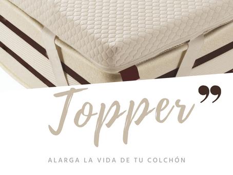 Topper, alarga la vida de tu colchón
