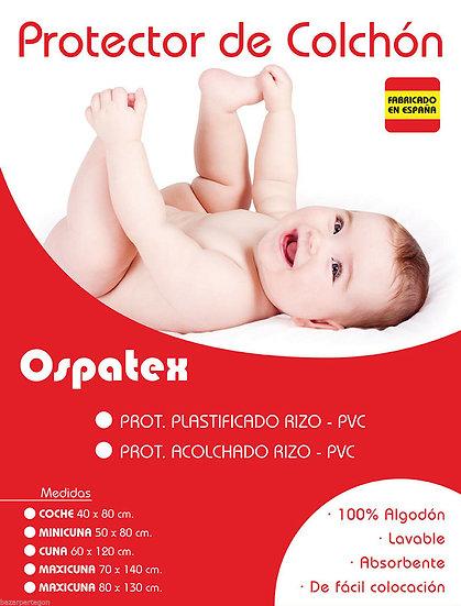 Protector Colchón Cuna / Bebe