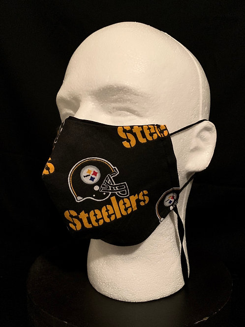Steelers fabric mask
