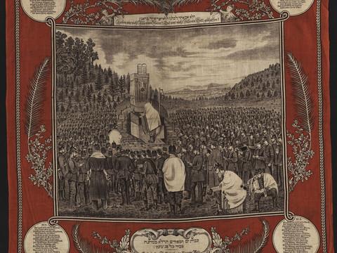 תפילת כל נדרי במצור על העיר מץ, 1870