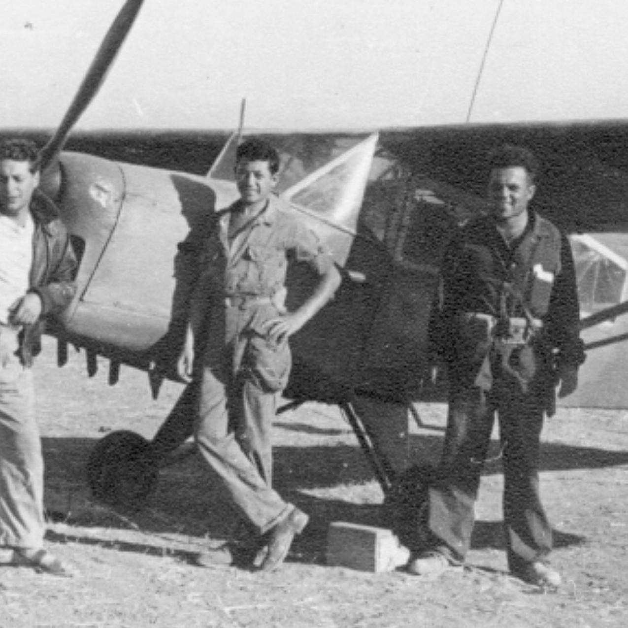 """אנשי המח""""ל בחיל האוויר"""