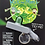 Thumbnail: Rick & Morty Gun Keyring Key Chain with Torch