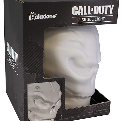 Paladone Skull Light, Officially Licensed COD Merchandise, 12 cm
