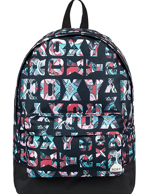 Roxy Sugar Baby Casual Backpack Anthracite