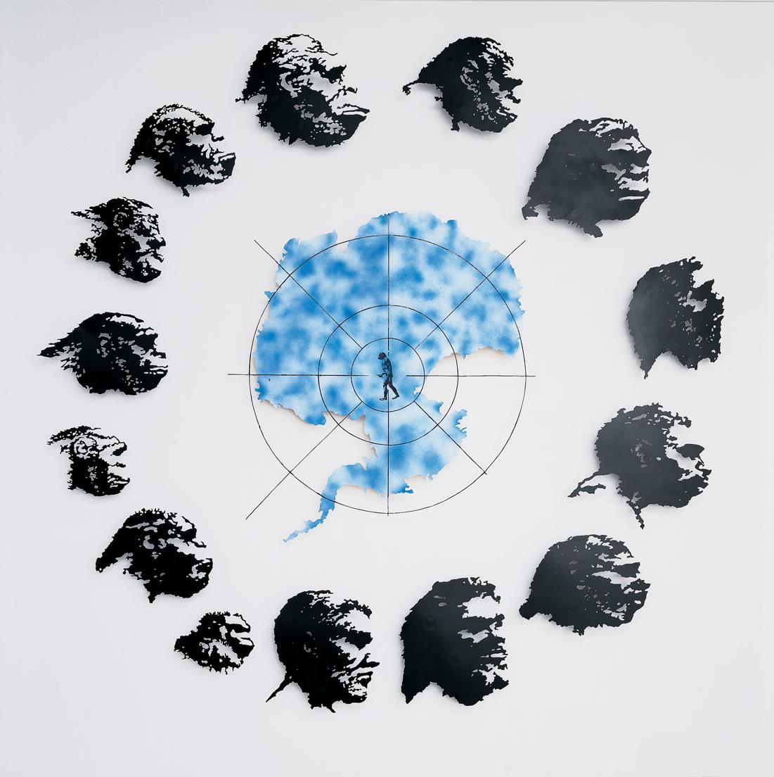 Antartica, 1996